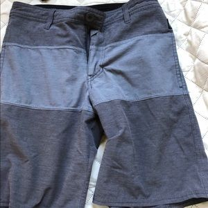 Gray stripe short from Tilly's size 12